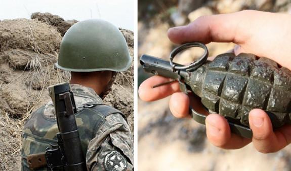 Photo of На освобожденной позиции в Гегаркунике был найден с гранатой в руке готовый взорвать себя армянский солдат. pastinfo.am