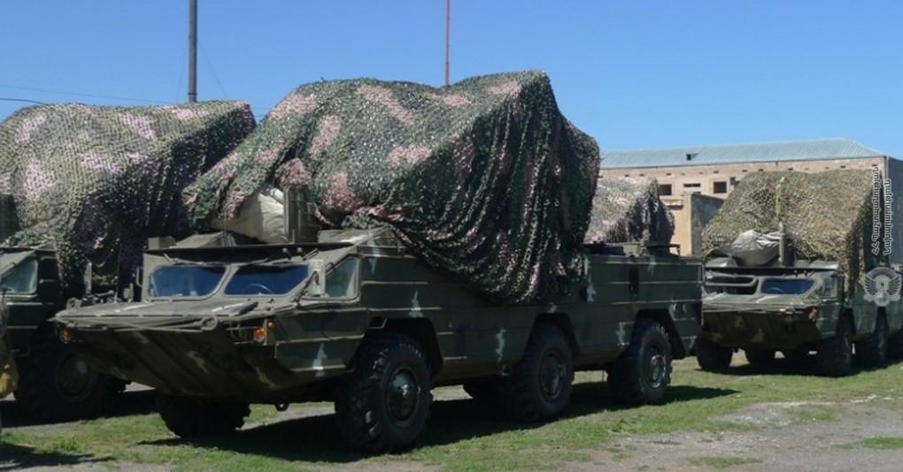 Photo of ՀՀ ԶՈւ հակաօդային պաշտպանության զորամասերից մեկի մասնակցությամբ անցկացվել են ճամբարային հավաքներ