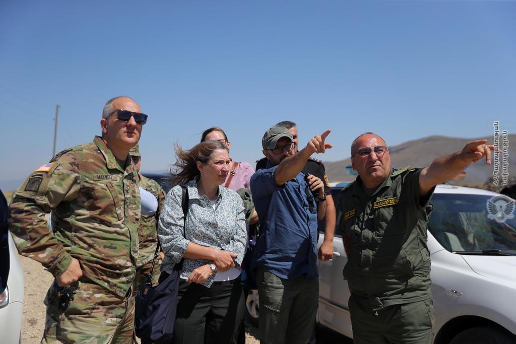 Photo of ԱՄՆ արտակարգ և լիազոր դեսպանն այցելել է Գեղարքունիքի մարզ