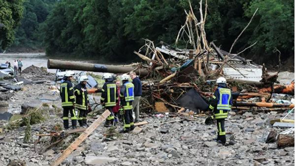 Photo of Число погибших в наводнениях в Германии возросло до 49 человек