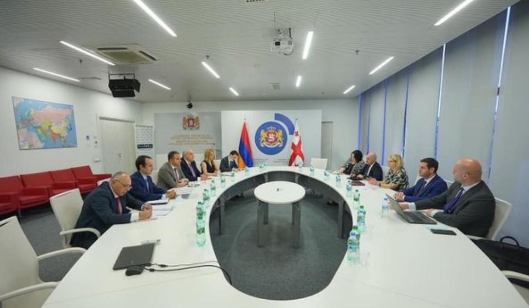 Photo of Армения и Грузия обсуждают возможность запуска высокоскоростного поезда между двумя странами