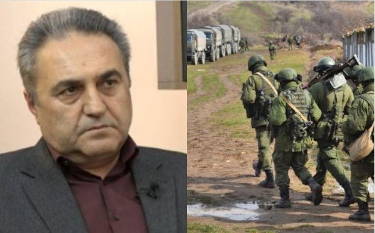 Photo of «Եթե սահմանին տեղակայվում են ռուսական զորքեր, մենք պիտի հասկանանք, որ Հայաստանի սահմանի հարցը, ըստ էության, որոշվելու է Ռուսաստանի և Ադրբեջանի միջև ընթացող բանակցություններով»