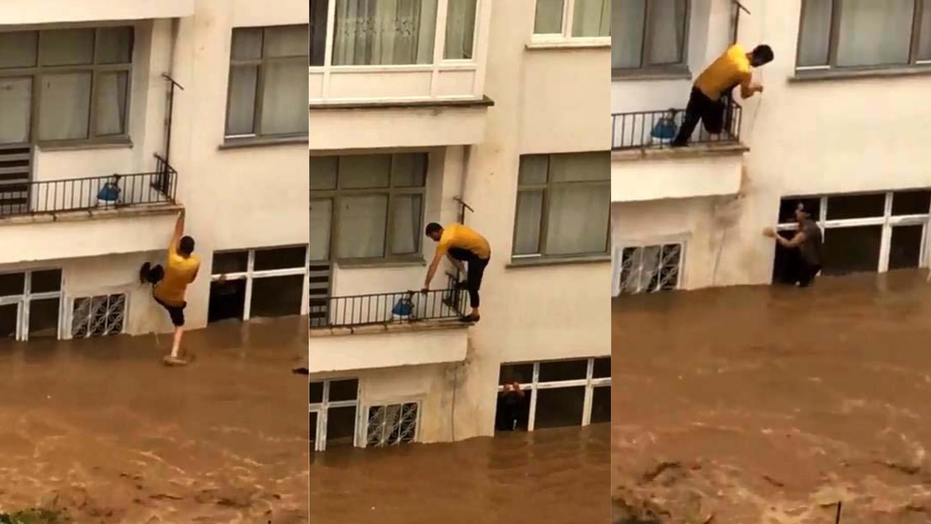 Photo of Թուրքիայում ջրհեղեղի հետևանքով տներ են անցել ջրի տակ