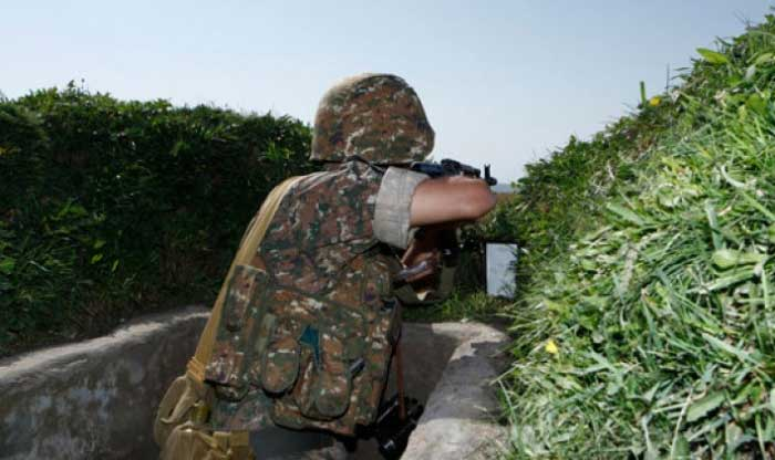 Photo of Азербайджанские военные из Шуши обстреляли Степанакерт – омбудсмен
