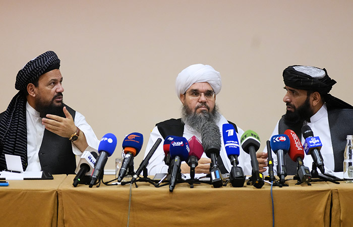 Photo of В Думе скептически отнеслись к обещаниям талибов не угрожать соседним странам