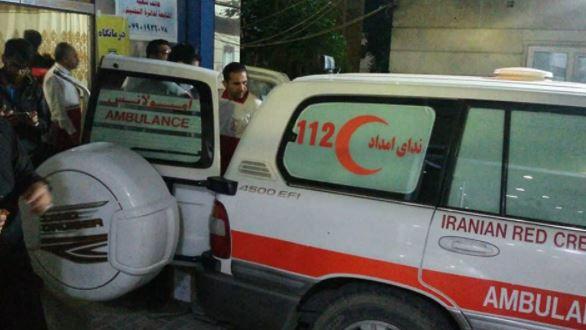 Photo of В Иране восемь человек погибли из-за наводнений