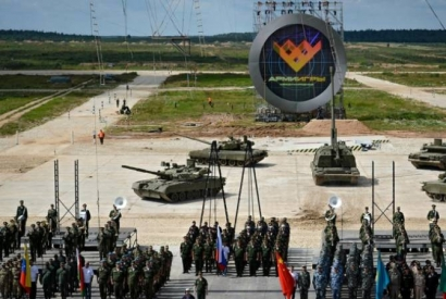 Photo of ՌԴ ԶՈւ-ի թիմը ՀՀ-ում սկսում է «Խաղաղության մարտիկ» մրցույթի միջազգային փուլի մրցումները