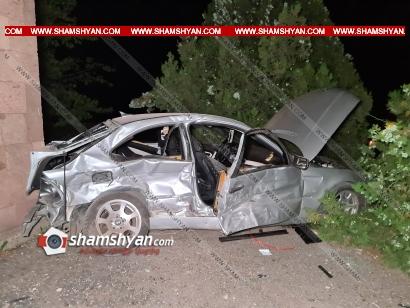 Photo of Խոշոր ավտովթար Արագածոտնի մարզում․ բախվել են BMW-ները, կան վիրավորներ