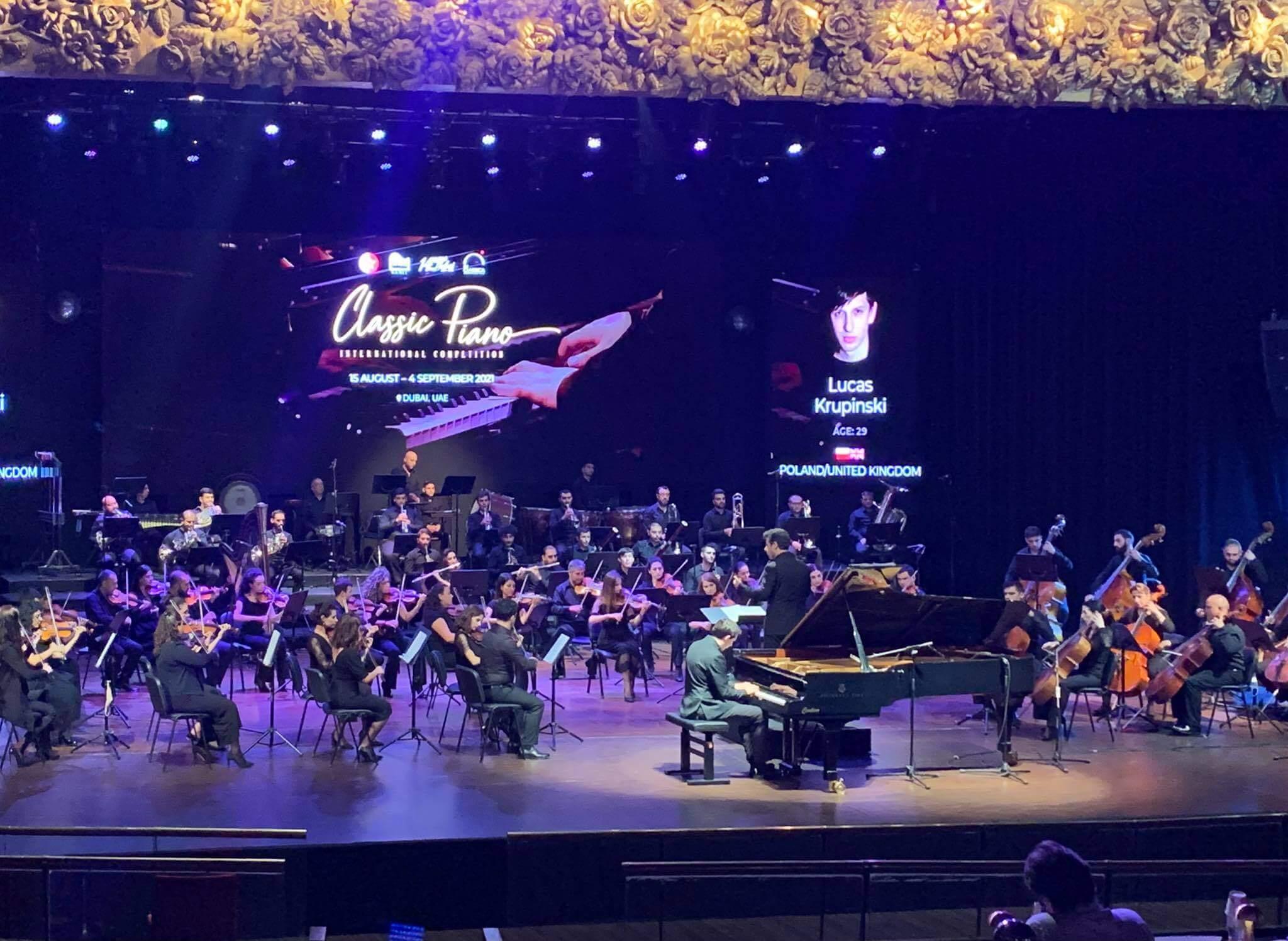 Photo of Пианисты конкурса Classic Piano выступают с Государственным симфоническим оркестром Армении