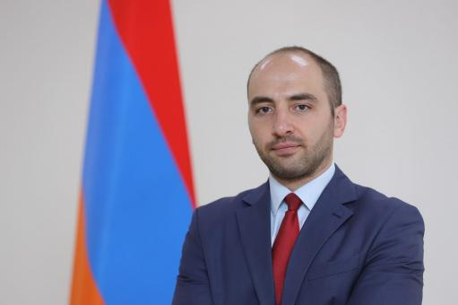 Photo of Ваган Унанян назначен пресс-секретарём МИД