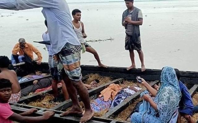 Photo of В Бангладеш молния убила 16 человек на свадьбе