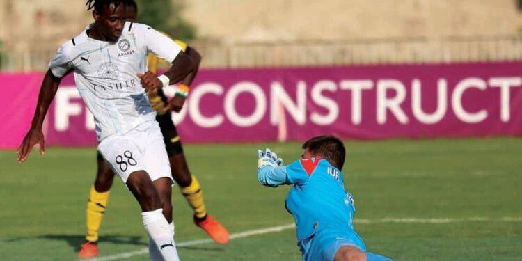 Photo of Արարատ-Արմենիան հաղթեց Ալաշկերտին մրցաշրջանի առաջին խաղում