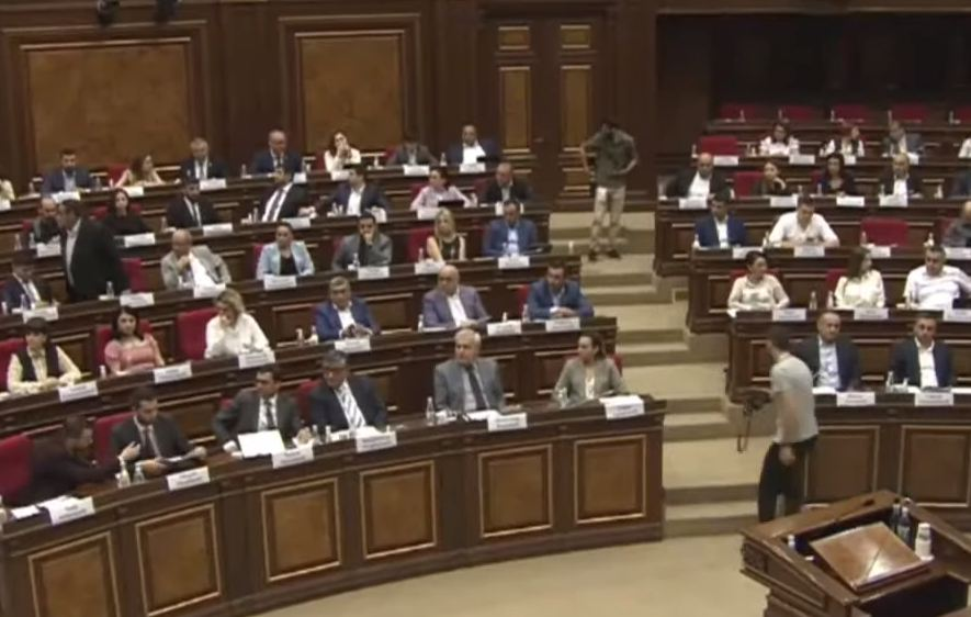 Photo of Նորընտիր ԱԺ-ն շարունակում է աշխատանքը. օրակարգում ԱԺ փոխխոսնակների ընտրությունն է