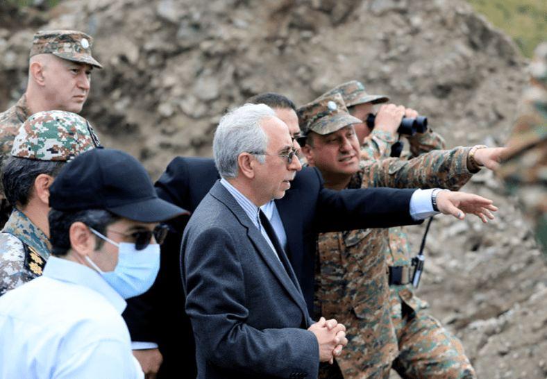 Photo of «Իրանի համար, ըստ էության, Հայաստանի տարածքում անկարևոր որևէ հատված չկա». ինչու՞ էր Իրանի դեսպանն այցելել Գեղարքունիքի մարզի դիրքեր