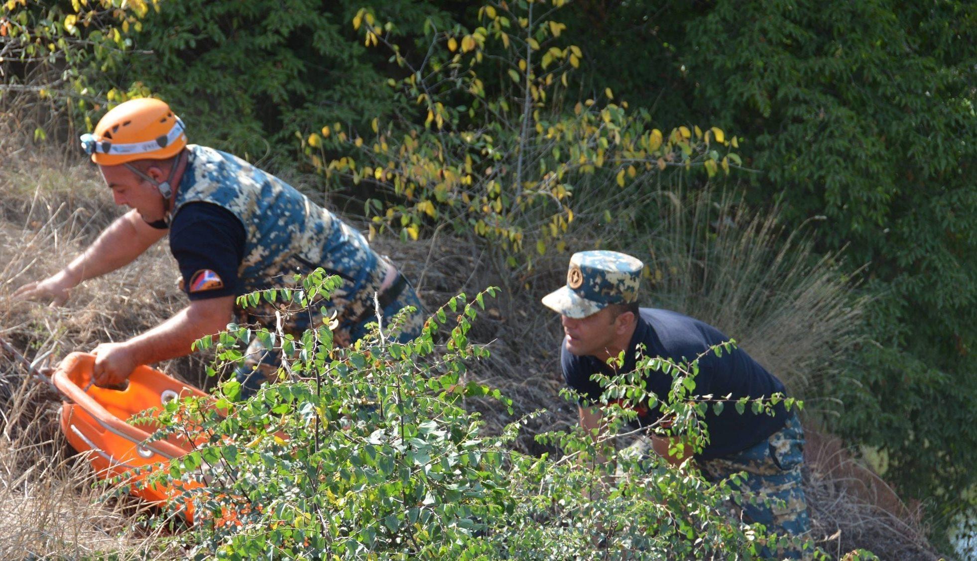 Photo of В Джракане обнаружены останки двоих погибших в ходе военных действий