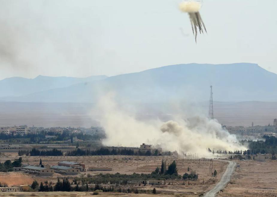 Photo of Իսրայելը հրթիռային հարված է հասցրել Սիրիայի տարածքին