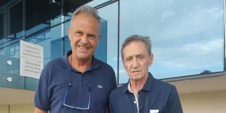 Photo of Կապառոսը լուսանկար է հրապարակել Էդուարդ Մարգարովի հետ ու պատմել նրա մասին
