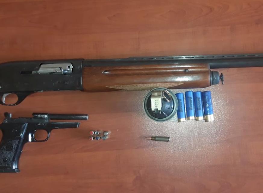 Photo of Վայոց ձորի մարզի Գետափ գյուղում հայտնաբերվել է ապօրինի պահվող զենք-զինամթերք