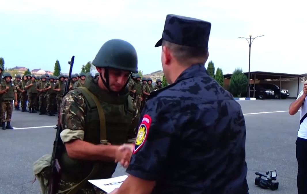 Photo of Դիրքերից վերադարձան սահման մեկնած ոստիկանների գործընկերները