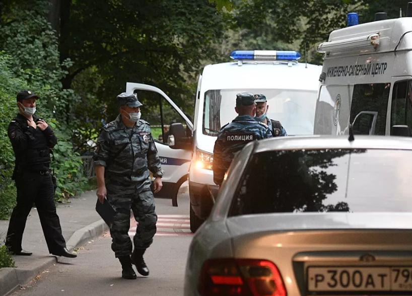 Photo of Մոսկվայում նռնակի պայթյունից զոհվել է 2 մարդ, մեկը՝ անչափահաս