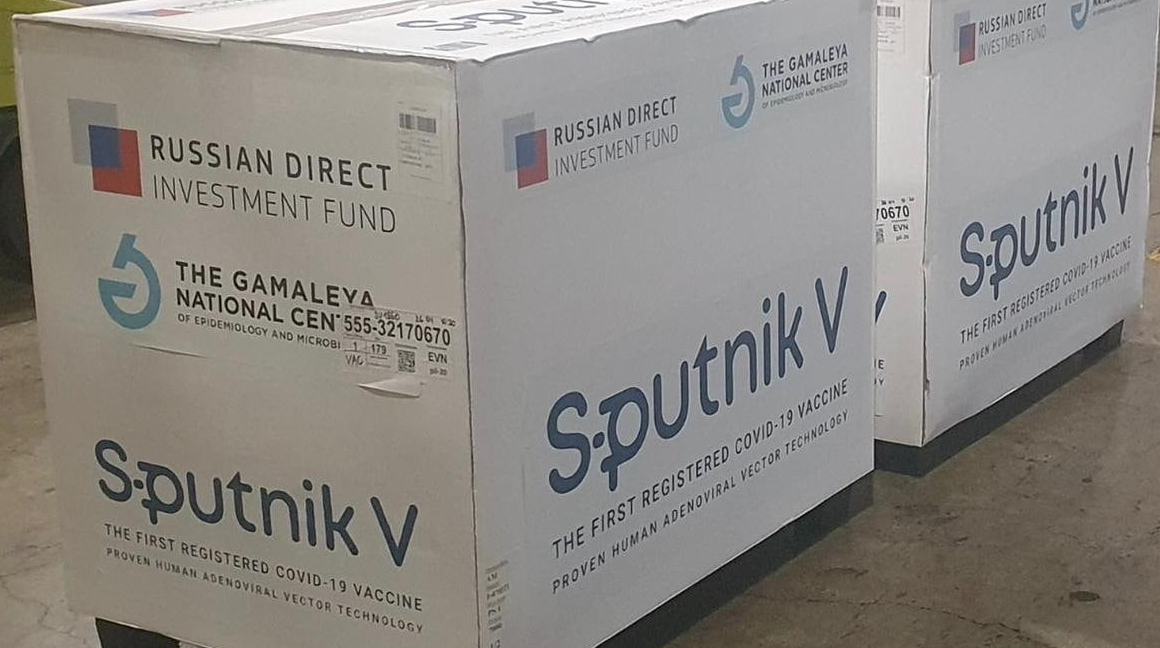 Photo of Հայաստանը ստացել է «Սպուտնիկ-V» պատվաստանյութի հերթական խմբաքանակը