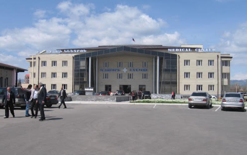 Photo of Գյումրի ԲԿ-ում վերաբացվել է կորոնավիրուսի բաժանմունքը