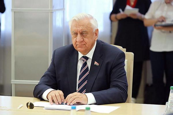 Photo of Միխայիլ Մյասնիկովիչը շնորհավորական ուղերձ է հղել Նիկոլ Փաշինյանին