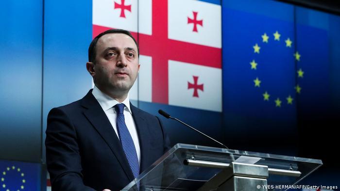Photo of Власти Грузии отказались от транша финансовой помощи ЕС