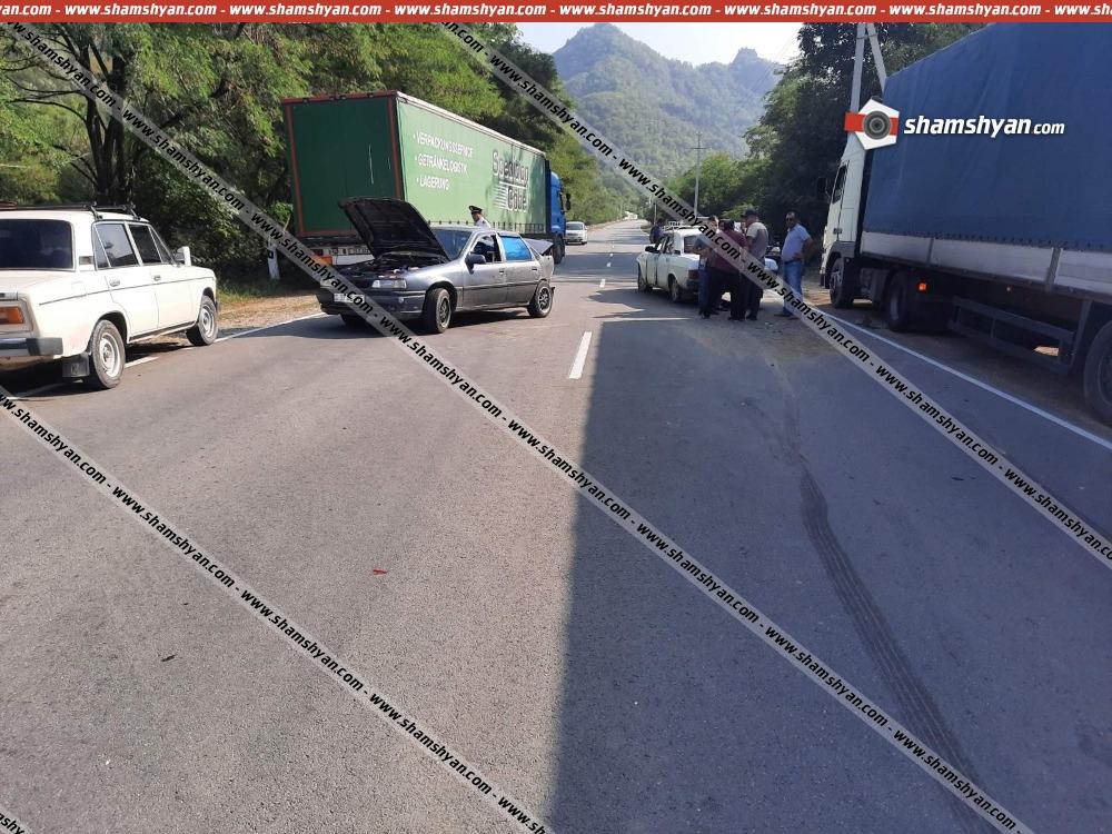 Photo of Տավուշի մարզում բախվել են Opel-ն ու ГАЗ 31029-ը. կան վիրավորներ