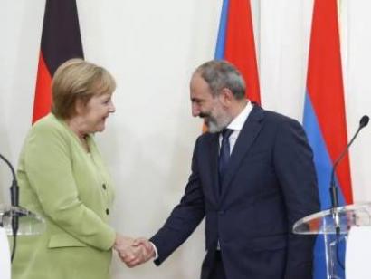 Photo of Меркель поздравила Пашиняна