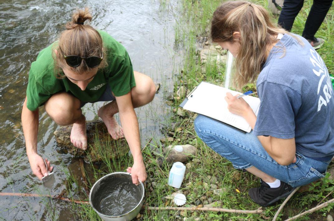 Photo of Отбор проб для исследований химического загрязнения территорий Лорийского региона завершен