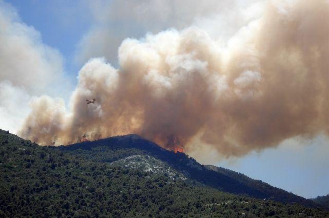 Photo of Հունաստանում հրդեհ հանգցնող ինքնաթիռի օդաչուն կորցրել է վերահսկողությունը եւ վայրէջք կատարել անտառում