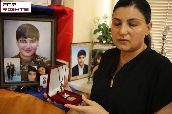 Photo of «Տղաս հիվանդանոցից գնացել է պատերազմի». Զոհված զինվորի մայրը շատ հարցեր ունի. forrights.am