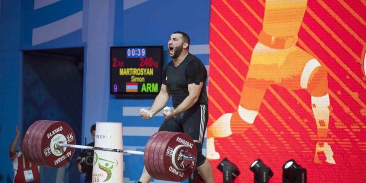 Photo of Տոկիո-2020․ Սիմոն Մարտիրոսյանը՝ օլիմպիական խաղերի ռեկորդակիր