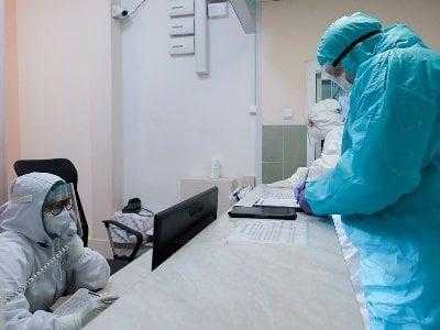 Photo of В России за сутки выявили 23 508 заразившихся коронавирусом