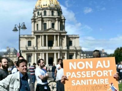 Photo of Առնվազն 16 000 մարդ ցույցի է դուրս եկել Ֆրանսիայում սանիտարական անցագրերի դեմ