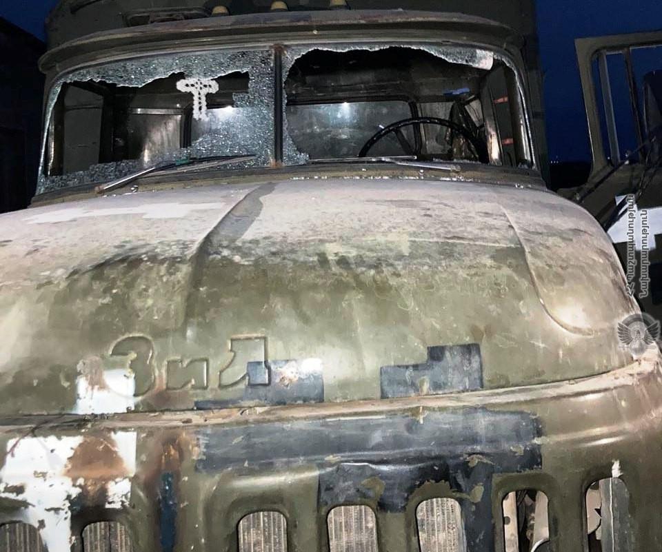 Photo of Հակառակորդը կրակոցներ է արձակել՝ վնասել ավտոմեքենան. հարուցվել է քր.գործ. ՀՀ ՔԿ