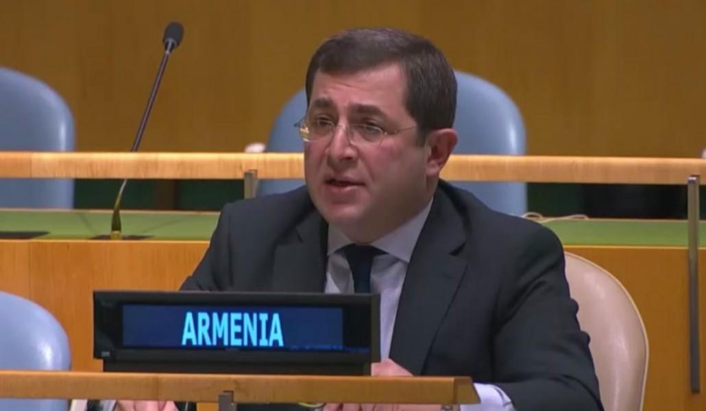Photo of ՄԱԿ-ում ՀՀ մշտական ներկայացուցիչը նամակ է հղել ՄԱԿ Գլխավոր քարտուղարին