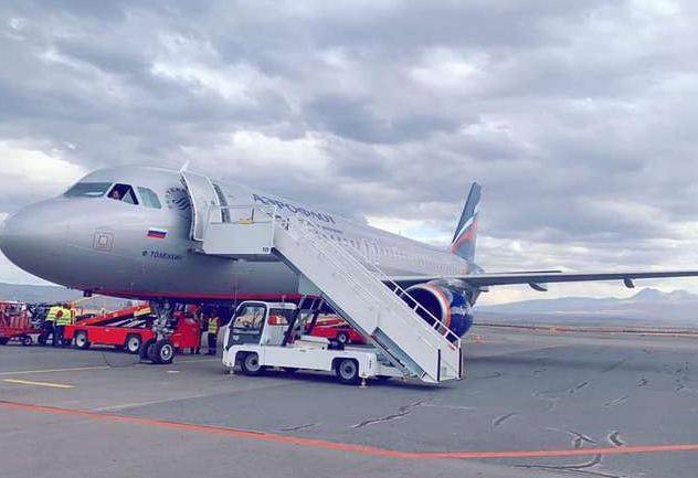 Photo of «Аэрофлот» запустил прямые рейсы между Гюмри и Москвой