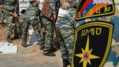 Photo of Азербайджанская сторона в Шуши передала армянской стороне тела трех армянских военнослужащих