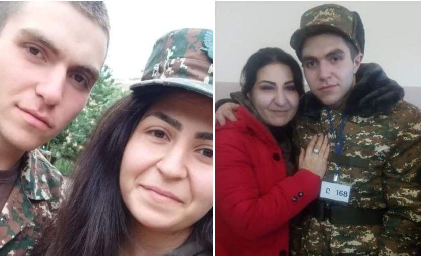 Photo of Мать добровольно поехала в Арцах печь хлеб для солдат, там она и получила весть о смерти своего сына-солдата.