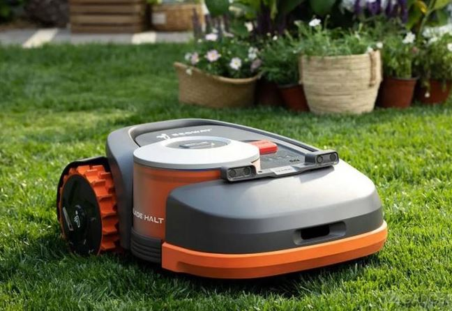 Photo of Представлен робот-газонокосилка Navimow с GPS от компании Segway