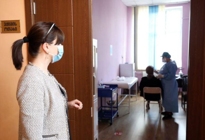 Photo of Վրաստանում կորոնավիրուսով վարակվածների թիվը մեկ օրում ավելացել է 2 571-ով