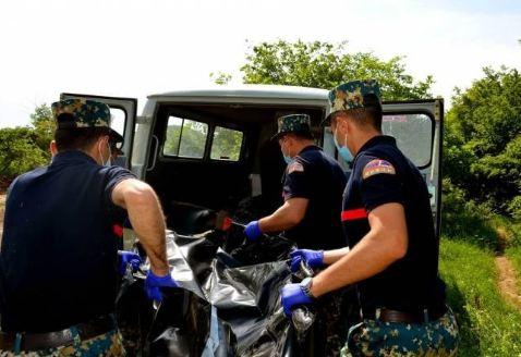 Photo of В Матагисе обнаружены останки тел двух армянских военнослужащих