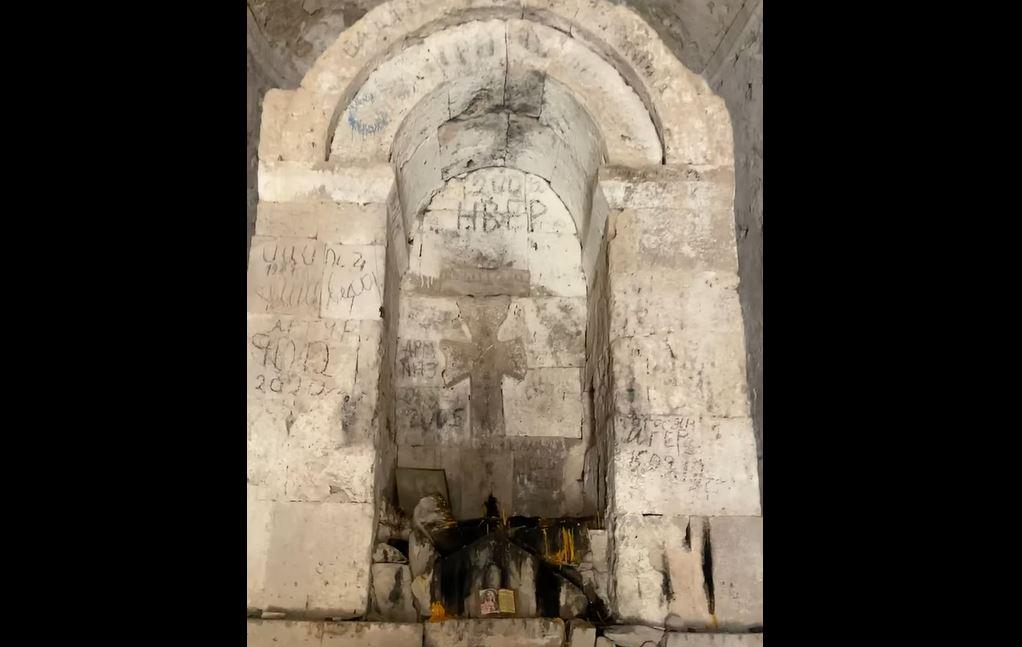 Photo of 13-րդ դարի եկեղեցին պահպանելու եւ փայփայելու փոխարեն պղծել են․ Անդրե