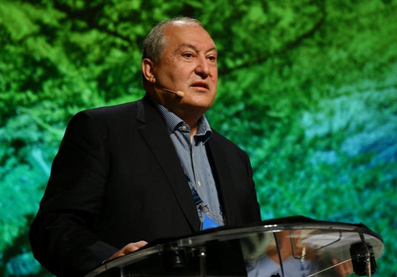 Photo of ՀՀ նախագահը ելույթ է ունեցել «Մտքերի գագաթնաժողով»-ում