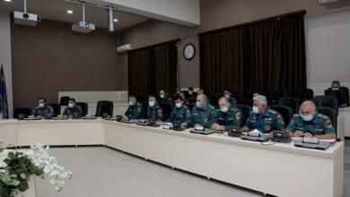 Photo of Փրկարար ծառայությունն ամփոփել է աշխատանքային ամիսը