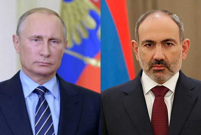 Photo of Пашинян выразил соболезнования Путину в связи с трагедией в Перми