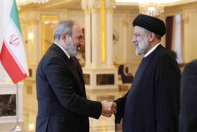 Photo of Премьер-министр Армении и президент Ирана обсудили вопросы грузоперевозок между двумя странами
