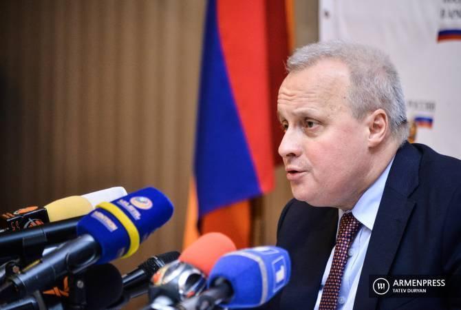 Photo of Դեսպան Կոպիրկինը գոհ է ՌԴ Պետդումայի՝ Հայաստանում անցկացվող ընտրությունների ընթացքից